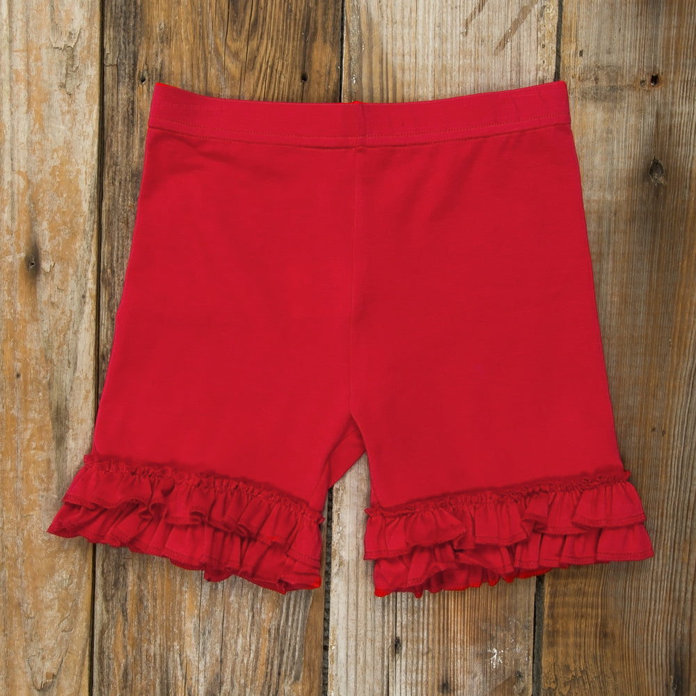 Star-Spangled Red Brailey Shorties