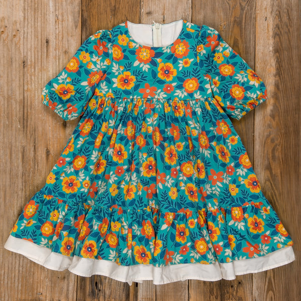 Thanksgiving Day Parade Caroline Dress