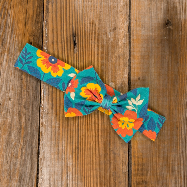 Thanksgiving Day Parade Hope Floral Headband