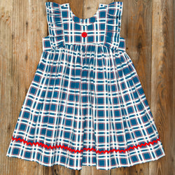 Schoolyard Fun Lacey Dress
