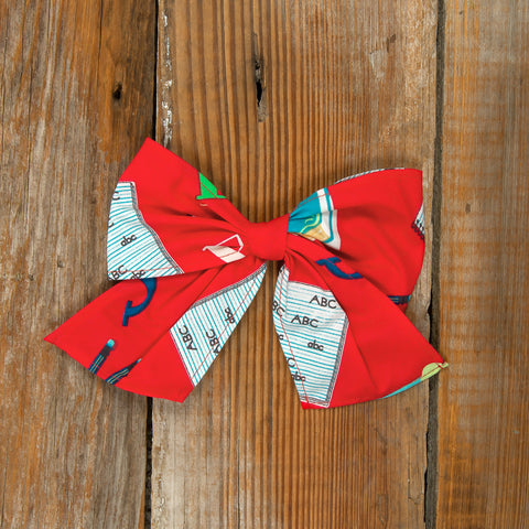 Schoolyard Fun Sonni School Bow