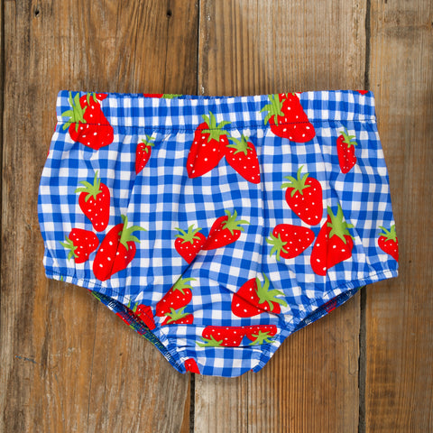 Strawberry Fields Heidi Diaper Cover