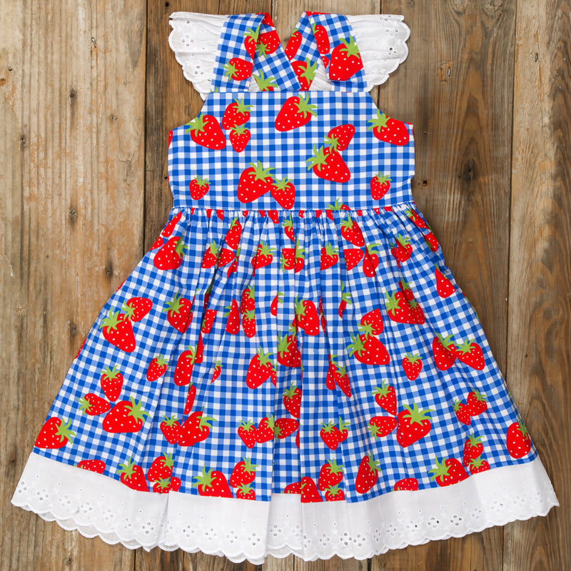 Strawberry Fields Margaret Dress