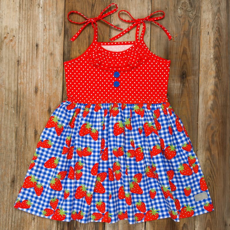 Strawberry Fields Judy Dress