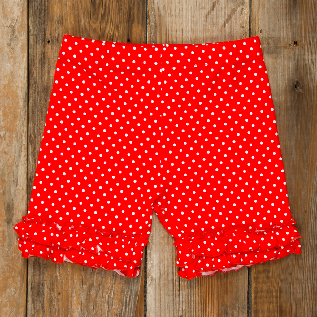 Strawberry Fields Brailey Shorties