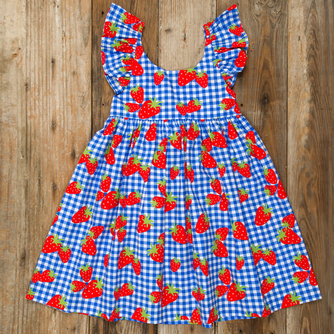 Strawberry Fields Serena Dress