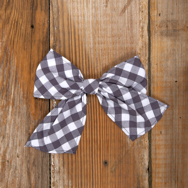Fall Days Surprise Sonni Check Bow