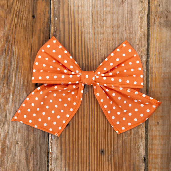 Fall Days Surprise Sonni Dot Bow