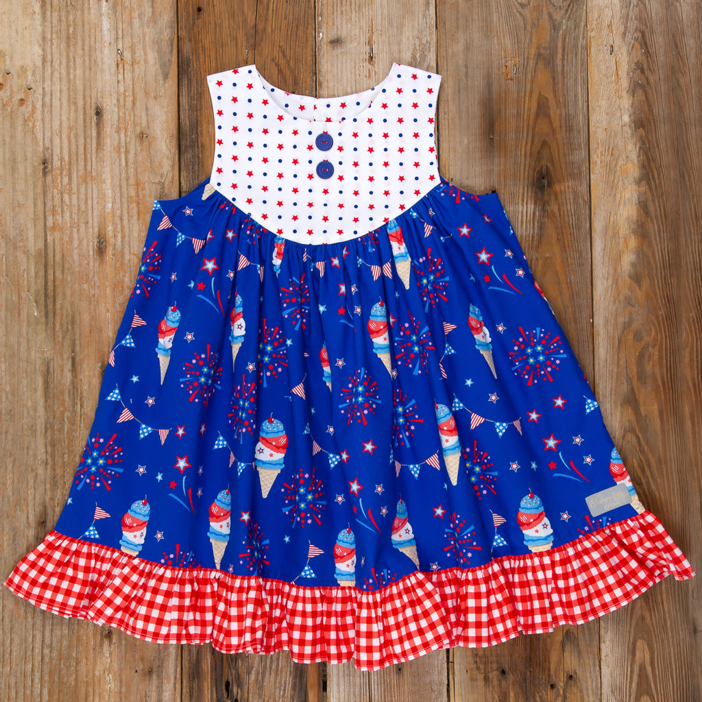American Celebration Surprise Gigi Dress