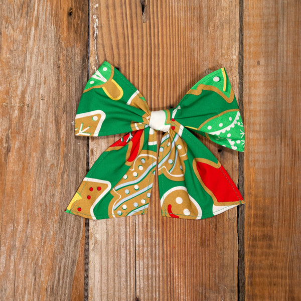 Christmas Countdown Sonni Cookie Bow