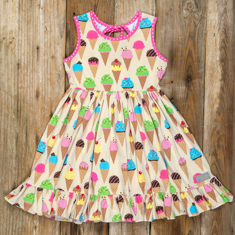 Ice Cream Party Perla Knit Dress