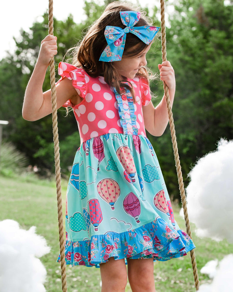 A Summer in the Clouds Rhonda Dress