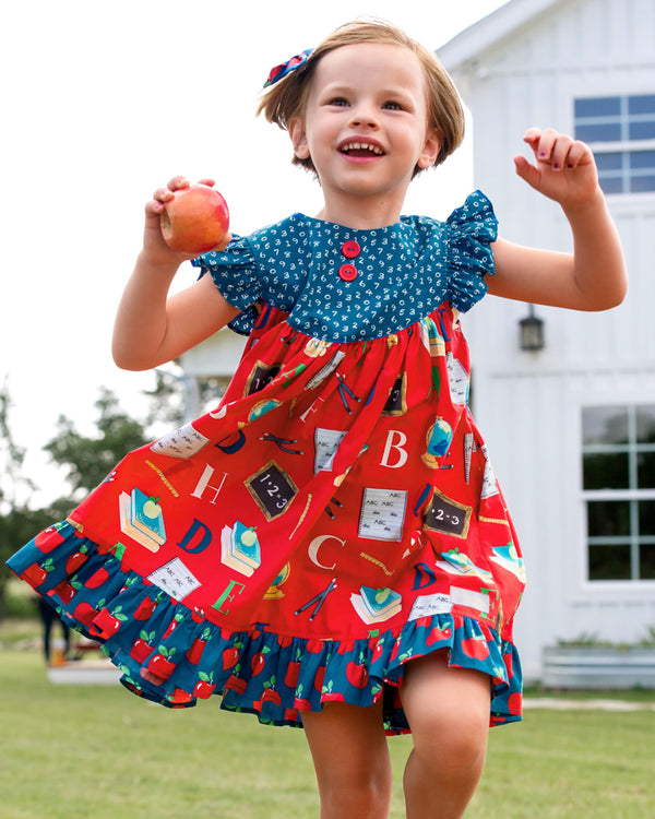 Schoolyard Fun Gigi Dress