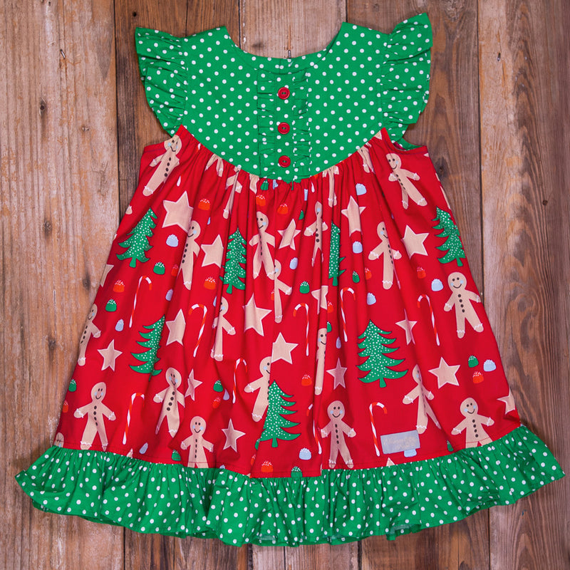 Christmas Cookies Gigi Dress
