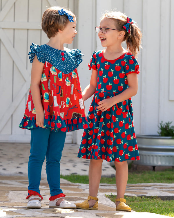 Schoolyard Fun Hadlee All Knit Dress