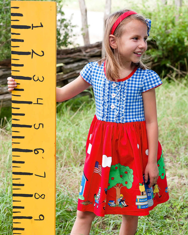 Bookworm Rhonda Dress