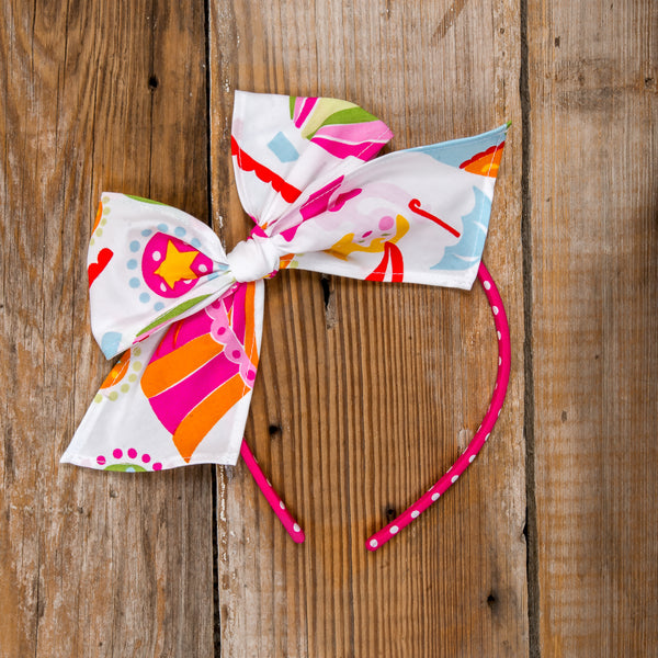 Playful Surprise Bea Circus Headband