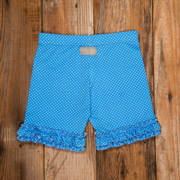 Happily Ever After Brailey Blue Shorties