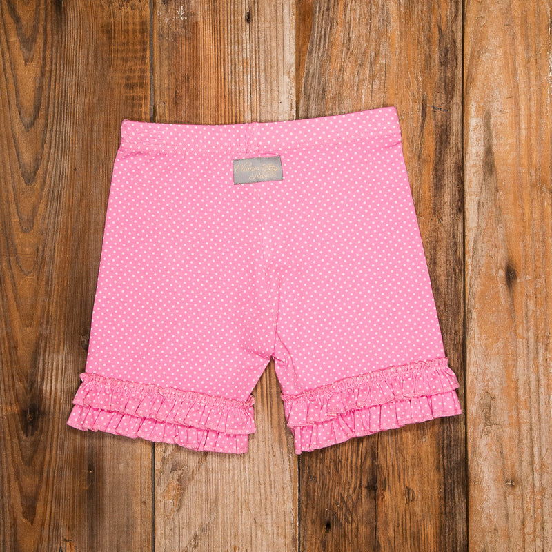 Happily Ever After Brailey Pink Shorties