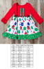 Deck the Halls Rhonda Dress