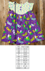 Mardi Gras Gigi Dress