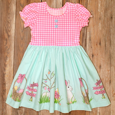 Bunny Trail Rhonda Dress