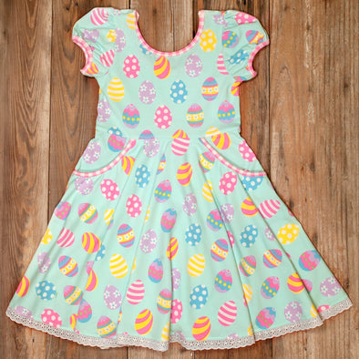 Bunny Trail Hadley Dress