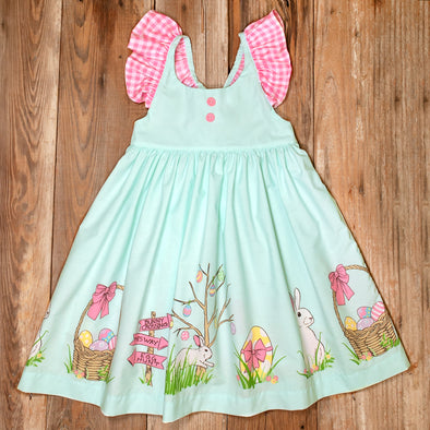 Bunny Trail Serena Dress