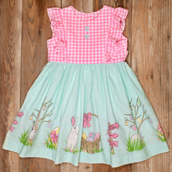 Bunny Trail Lisa Dress