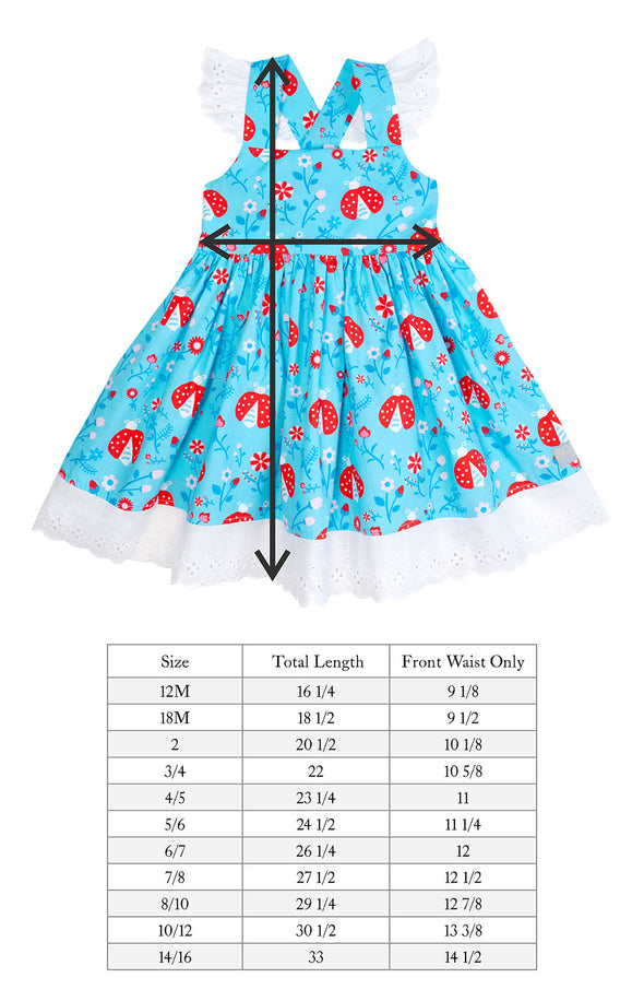 Ladybug Margaret Dress