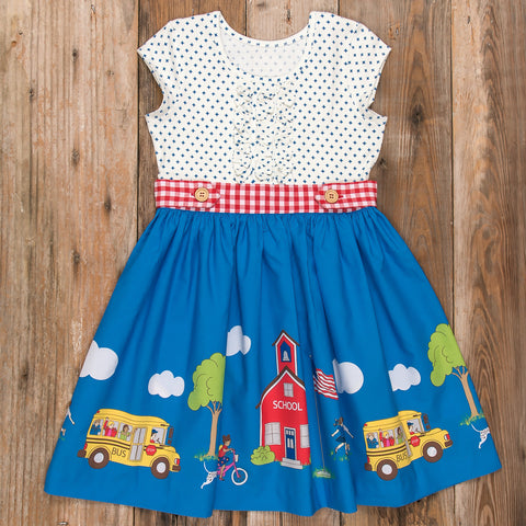 Schoolhouse Parade Lyla Dress