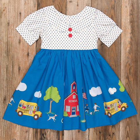 Schoolhouse Parade Presley Dress