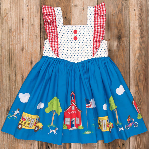 Schoolhouse Parade Aria Dress