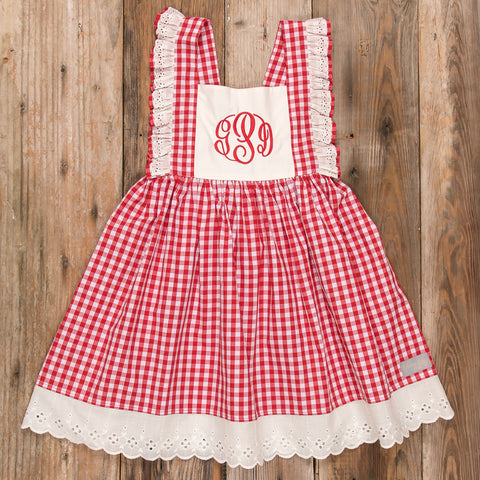 Schoolhouse Parade Amelia Dress