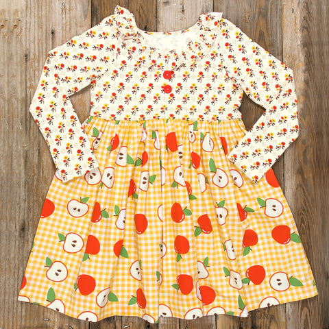 Golden Apples Heather Dress