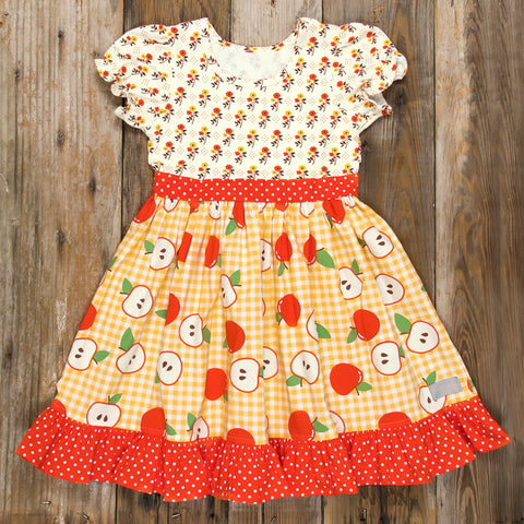 Golden Apples Rhonda Dress
