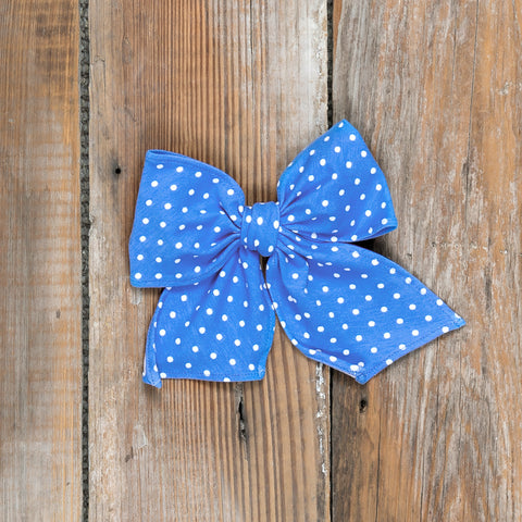 Playground Surprise Sonni Polka Dot Bow