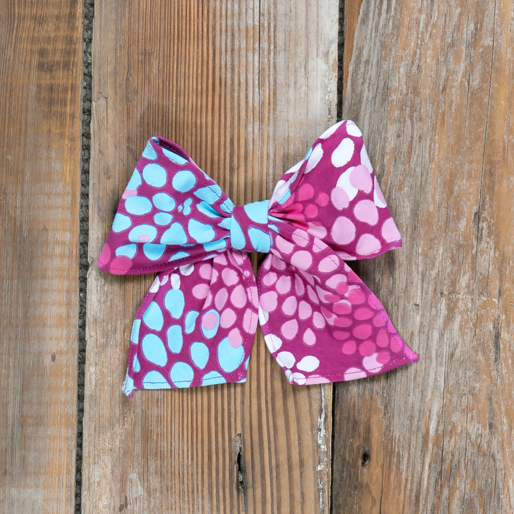 Playground Surprise Sonni Flower Burst Bow