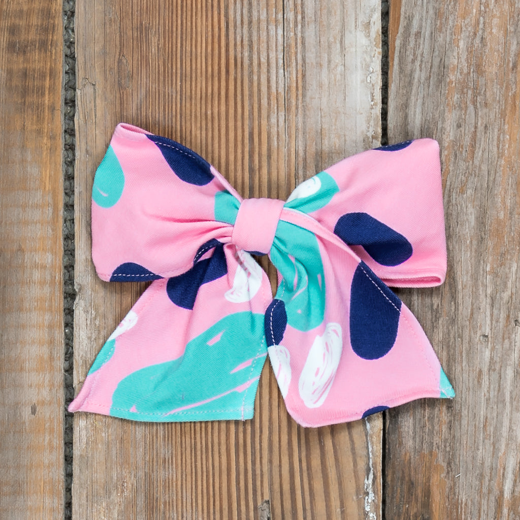 Playground Surprise Sonni Thumbprint Bow