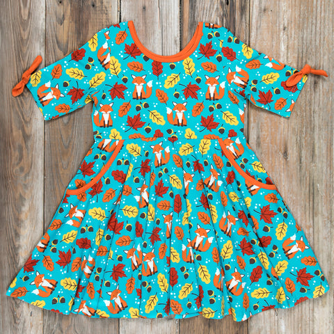 Playground Surprise Hadlee Fox Dress