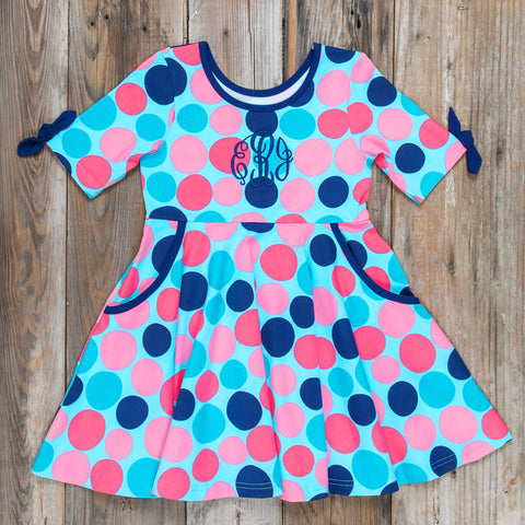 Playground Surprise Hadlee Big Dot Dress