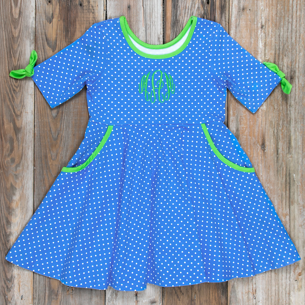 Playground Surprise Hadlee Polka Dot Dress