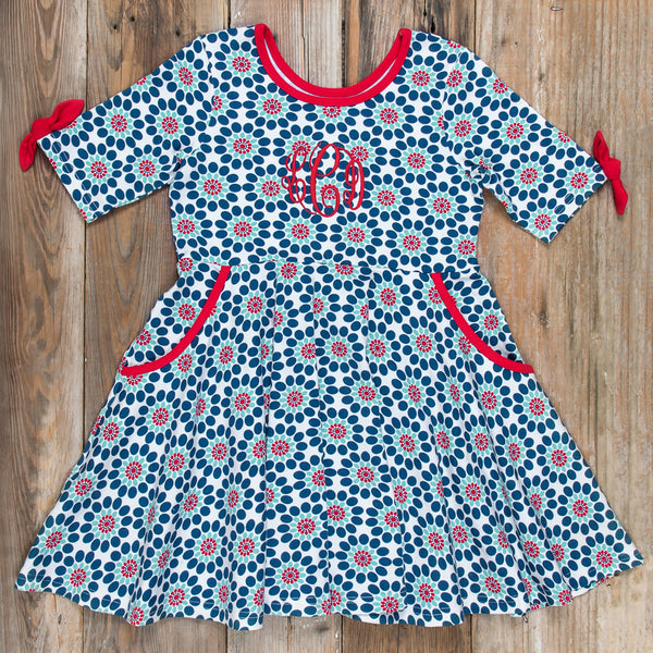 Playground Surprise Hadlee Pinwheel Dress