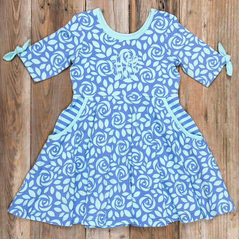 Playground Surprise Hadlee Roses Dress