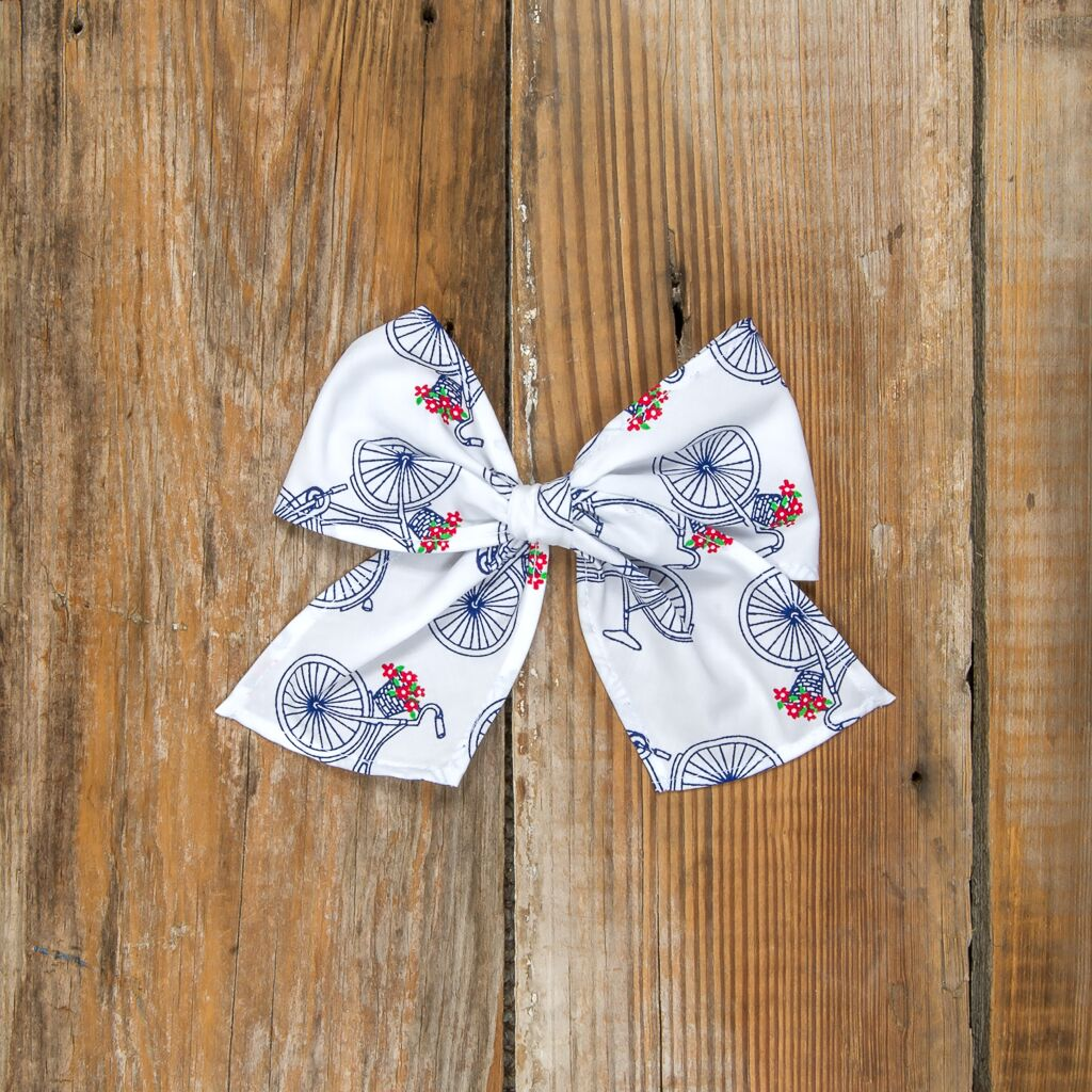 4th of July Surprise Sonni Bicycle Bow