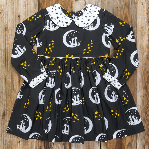 Moonlight Magic Paisley Dress