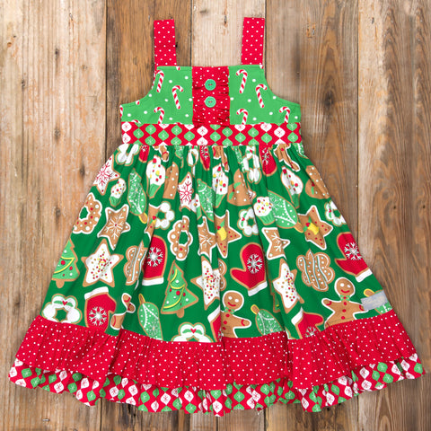 Christmas Treats Meredith Dress