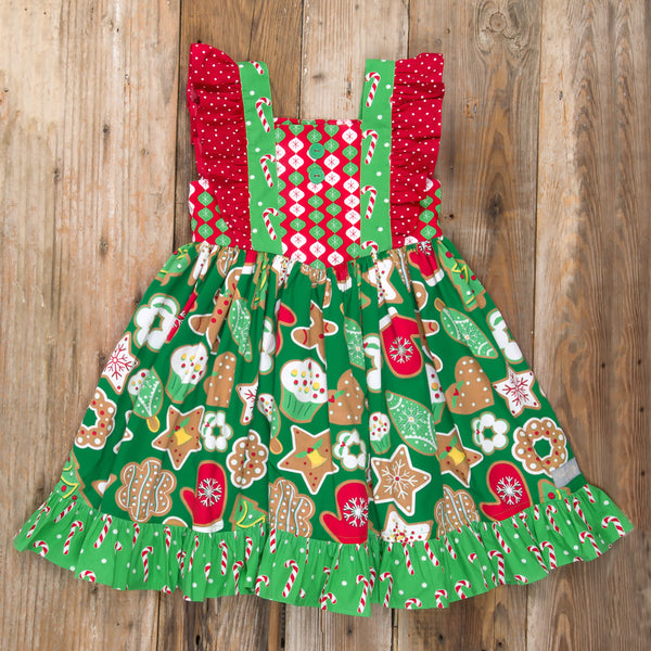 Christmas Treats Aria Dress