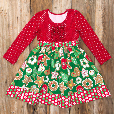 Christmas Treats Lyla Dress