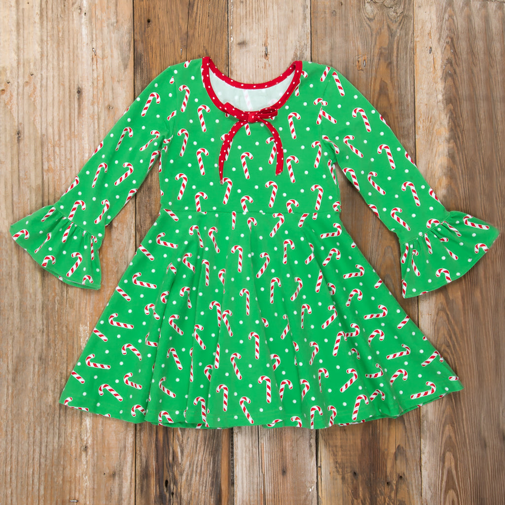 Christmas Treats Ruby Dress